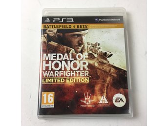 EA, PlayStation-spel, Medal of honor warfighter