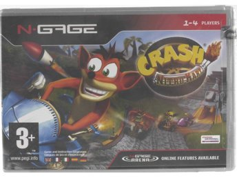 N-Gage Crash Nitro Kart -  - PAL (EU)
