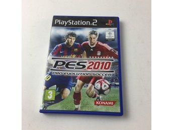 PES 2010, TV-Spel, PlayStation 2, Sport (347705561) ᐈ