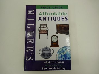 Millers affordable antiques Price Guide