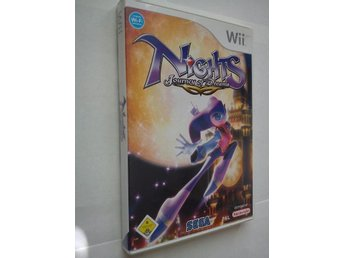 Wii: Nights - Journey of Dreams
