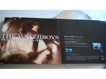 The Waterboys - We Are Jonah,: CD, Single, Promo