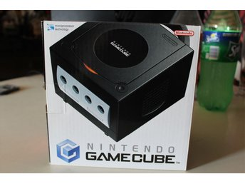 Gamecube Jet Black NYTT!
