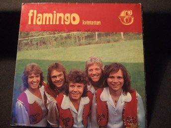 LP - FLAMINGOKVINTETTEN. 6. 1975
