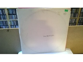 The Beatles (The White Album), 2 x LP med affisch
