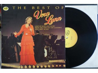 Vera Lynn – The Best Of – LP
