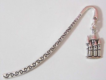 Slott bokmärke / Castle bookmark