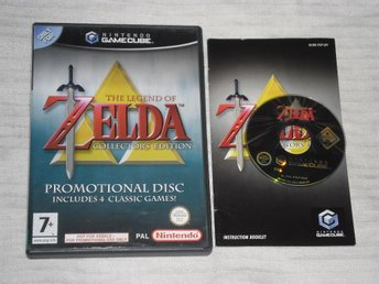 Nintendo GameCube: Zelda: Collector's Collectors Edition