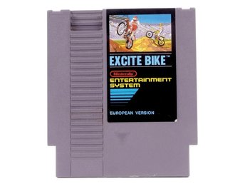Excitebike - Nintendo NES - PAL (EU)