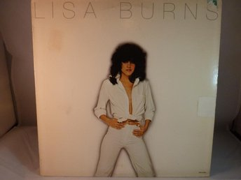 LISA BURNS  ( LP -VINYL)