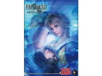 Final Fantasy TCG Protective Sleeves Standard Tidus and Yuna 60 Pack - Norrtälje - Final Fantasy TCG Protective Sleeves Standard Tidus and Yuna 60 Pack - Norrtälje