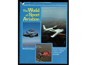 The world of Sport Aviation (På engelska)