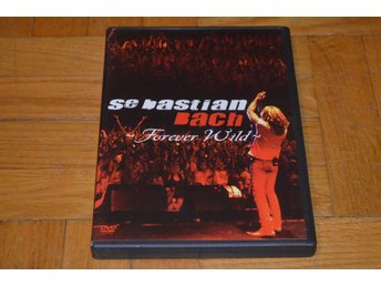 Sebastian Bach - Forewer Wild - Skid Row - DVD