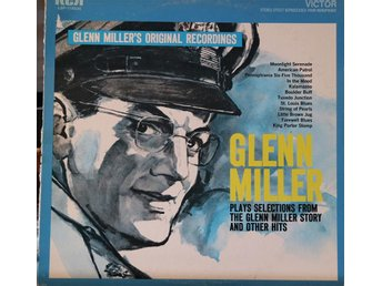 LP Glenn Miller: Original recordings