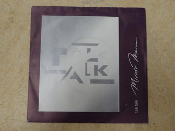 "TALK TALK - Mirror man     7"" singel"