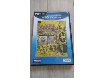 Age of Empires + expansion, PC-spel