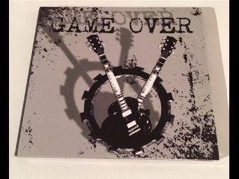 CD: Game Over - Game Over [ Skinhead Oi! Punk ]