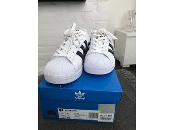 Adidas Superstar nya 39 1/3