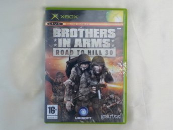 X BOX SPEL, BROTHER IN ARMS ROAD TO HILL 30