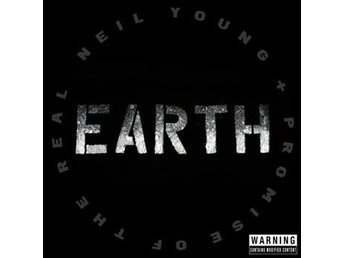 Young Neil + Promise Of The Real: Earth (3 Vinyl LP)