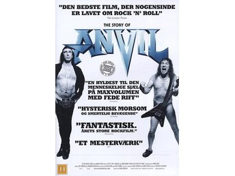 Anvil: The story of Anvil (DVD)