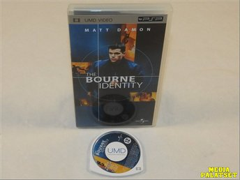 Bourne Identity, The (PSP/Film)