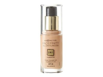 Max Factor All Day Flawless 3-in-1 Foundation Rose Beige 65
