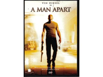 DVD VIN DIESEL IS A MAN APART
