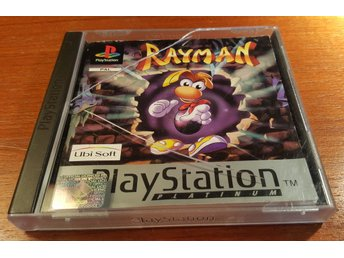 Rayman - Komplett - PS1 / Playstation 1