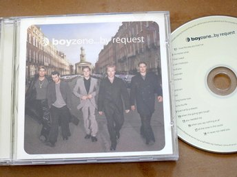 Boyzone..by request CD Greatest Hits Ronan Keating Notting Hill
