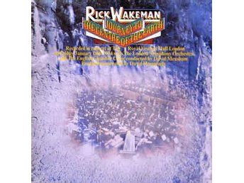 Rick Wakeman, m fl  Journey to the centre of the world