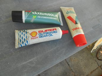 SHELL - BP -VALVOLINE