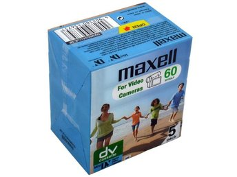 Maxell DVM band 60min (5-pack)