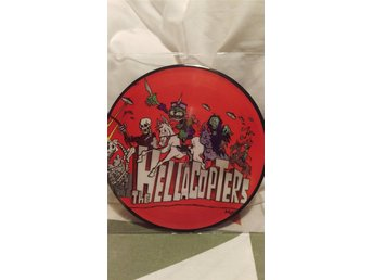 The Hellacopters - It's not a long way down 7""