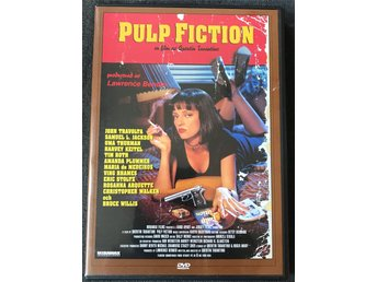 DVD: Pulp Fiction. 1994. Action