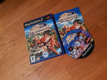 HARRY POTTER QUIDDITCH WORLD CUP PS2 BEG