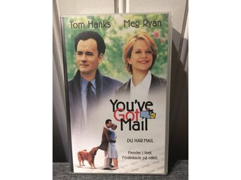 VHS film You've got Mail