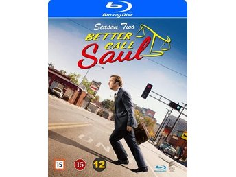 Better call Saul / Säsong 2 (3 Blu-ray)