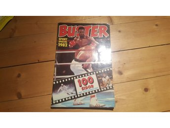 Buster sport special 1982