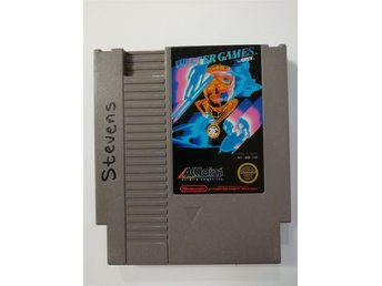 Winter Games By Epyx NES Nintendo NTSC
