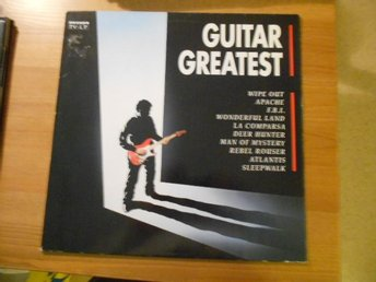 THE GUITAR GREATEST -LP