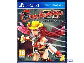 ONECHANBARA ZII CHAOS PS4