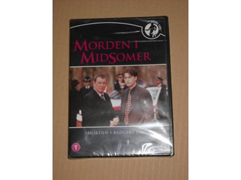 FILM REA  Morden i Midsomer 1 Morden i Badgers Drift