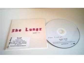 The Lungz - Fanatic, single CD