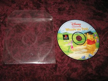 WINNIE THE POOH NALLE PUH PLAYSTATION ONE