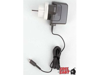 Nintendo DS Lite AC Adapter UK+SE EL Plugg