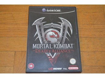 Mortal Kombat Deadly Alliance Nintendo Gamecube