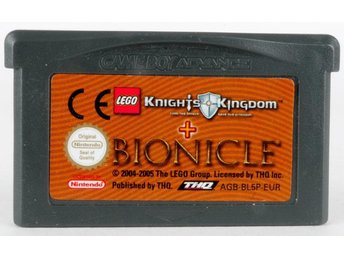 Lego Knights Kingdom + Bionicle