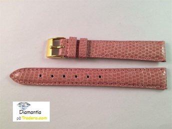 14 mm -- äkta ÖDLA -- Rosa exklusivt klockarmband -- NYTT -- dam armband - Boliden - 14 mm -- äkta ÖDLA -- Rosa exklusivt klockarmband -- NYTT -- dam armband - Boliden