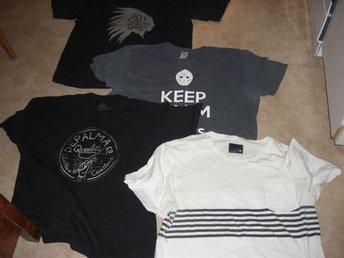 4 st t-shirts - Umeå - 4 st t-shirts - Umeå